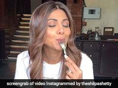 Watch: Shilpa Shetty Kundra's 'Triple Treat Sunday Binge' Looks Like Dessert Heaven