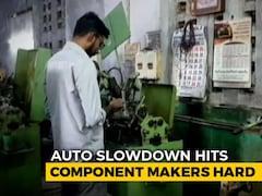 Video: Auto Slowdown Hits Lakhs Of Jobs, Industry Pins Hope On Diwali Season