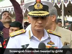 "Chinese Vessel Operating ""Without Permission"", Told To Leave: Navy Chief"