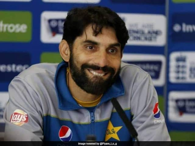 Former Skipper Misbah-ul-Haq to lead training camp in coaching-staff vacuum