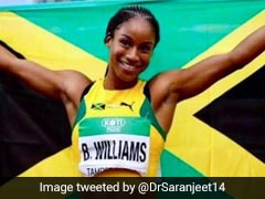 World Junior Sprint Queen Briana Williams Fails Doping Test