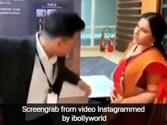 अक्षय कुमार ने विद्या बालन पर उठाया हाथ तो एक्ट्रेस ने यूं दिया करारा जवाब- देखें Video