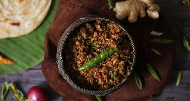 Andhra Crab Meat Masala