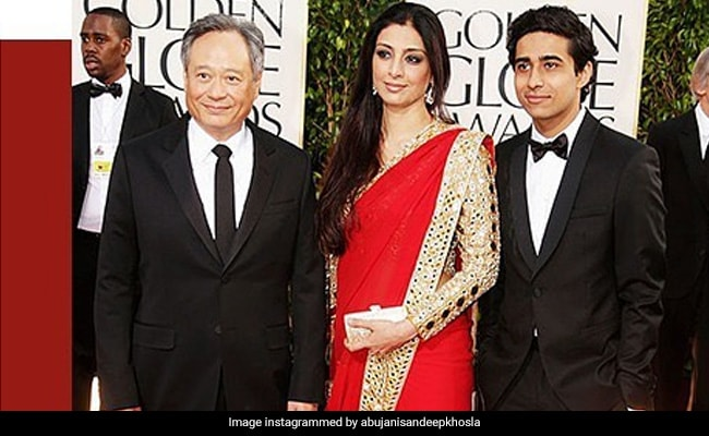 Seen This Million-Dollar Throwback Pic Of Tabu At The Golden Globe Awards?