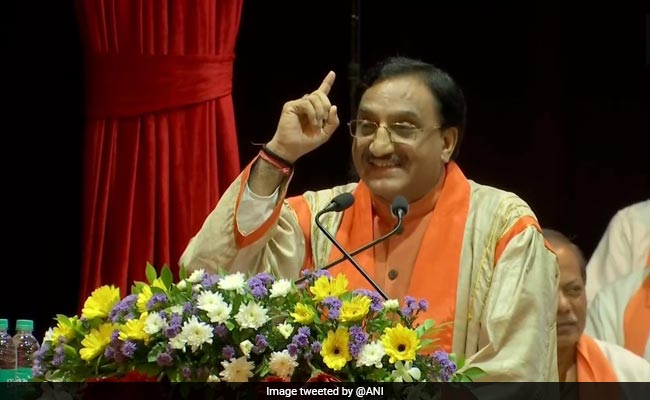 Education Minister Credits NASA For Sanskrit-Powered 'Talking Computer'