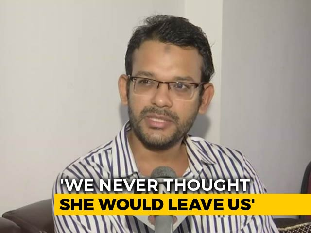 """Video : """"Like Mother"""": Mumbai Man, Helped By Sushma Swaraj To Get Out Of Pak Jail"""
