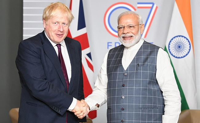 India, UK Agree To Co-Produce Military Hardware During Virtual Summit