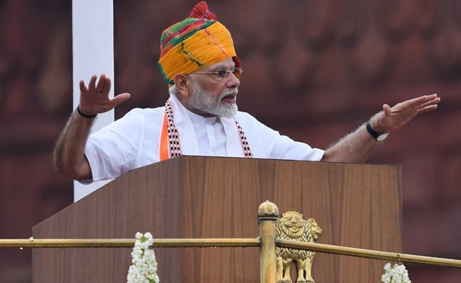 AIR Broadcasts PM Modi's Independence Day Speech In 15 Foreign Languages