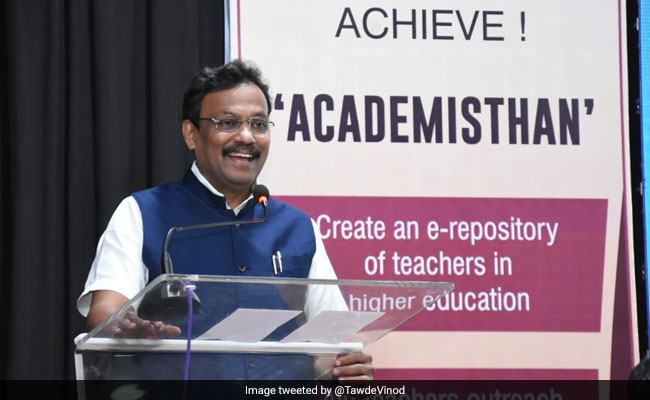Web Portal Of Higher Education Teachers, Academicians Launched