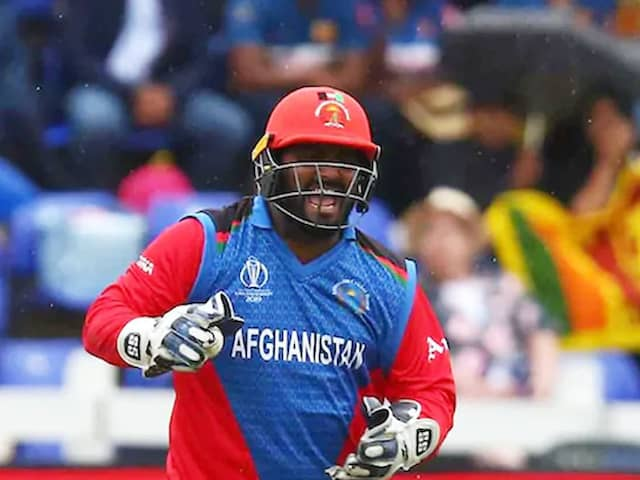 Mohammad Shahzad Banned For One Year For Violating Code Of Conduct
