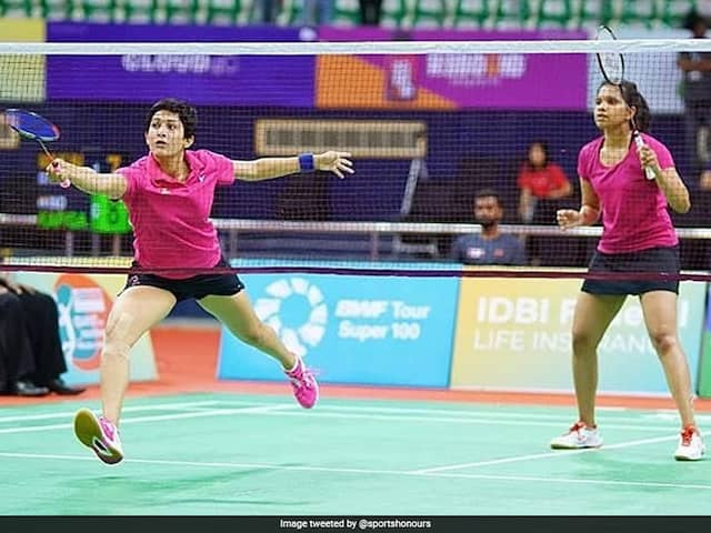 Women's doubles duo of Ashwini Ponnappa-N. Sikki Reddy reached the last 32 at the BWF World Championships