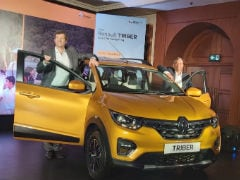 Renault Triber Launched In India; Prices Start At Rs. 4.95 Lakh
