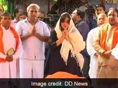 Top 5 News : राजकीय सम्मान के साथ हुआ सुषमा स्वराज का अंतिम संस्कार, घाटी में 100 से ज्यादा लोग गिरफ्तार