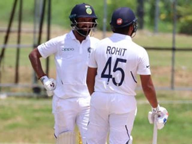 WICBPXI vs IND, 3-day Practice Match: Just look Team India new test dress, Rohit Sharma shows long inning preparation