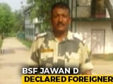 Video : BSF Officer And Wife Declared Foreigners In Assam, Tribunal Orders Arrest