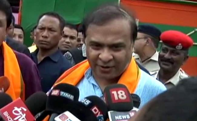 Will Get Citizenship Bill Passed In Parliament By November: Himanta Sarma