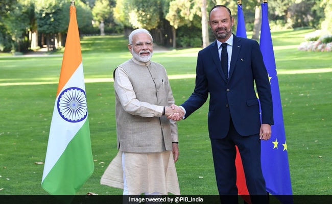 PM Modi Meets French Prime Minister, Discuss India-France Ties