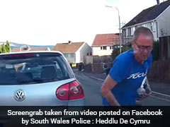 Drug Dealer Caught In The Act By His Own Dashcam