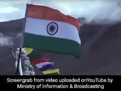 "Watch: Independence Day Music Video <i>""Watan""</i> Celebrates ""New India"""
