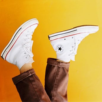 7 Cool Pairs Of Canvas Shoes You Can't Miss Out On