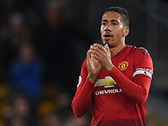 Manchester United Defender Chris Smalling Set For AS Roma Loan Move