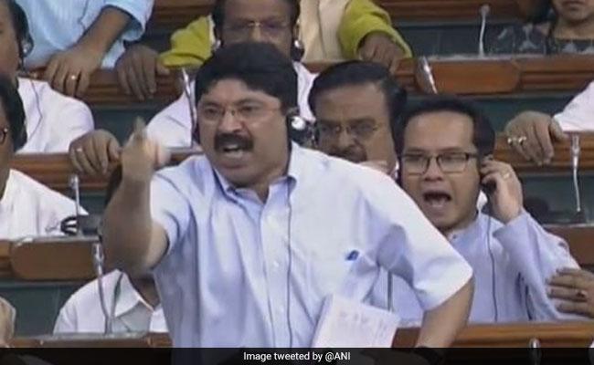 """""""GST வரியில ஏன் இவ்ளோ குழப்பம்..?""""- தயாநிதியின் நெத்தியடி கேள்வி; நிர்மலாவின் பதிலடி!"""