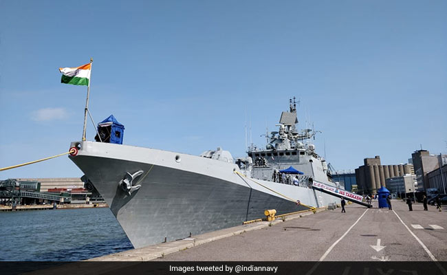 Indian Navy Committed To Enhancing Cooperation: Admiral Karambir Singh
