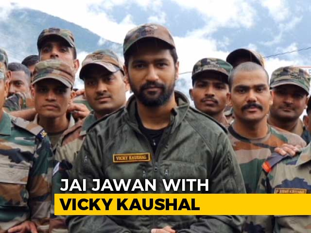 NDTV's Independence Day Special: Jai Jawan With Vicky Kaushal