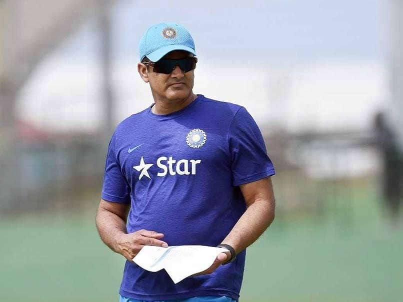 Anil Kumble Should Be BCCIs Chairman Of Selectors, Says Virender Sehwag