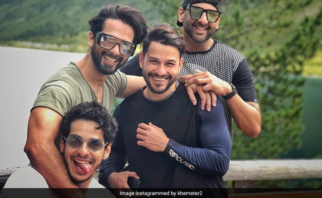 Pics From Shahid Kapoor, Ishaan Khatter And Kunal Kemmu's Travel Diaries Will Make You Go Green With Envy