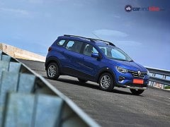 Renault Triber Bookings Open At Rs. 11,000