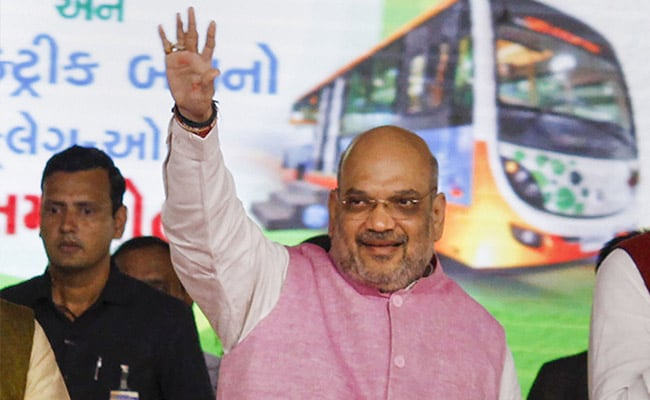 India's Macroeconomic Fundamentals Are Strong, Says Amit Shah