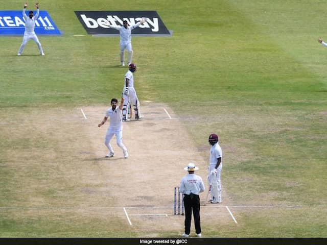 West Indies vs India 1st Test Day 4  LIVE Score, WI vs IND Live Cricket Score: