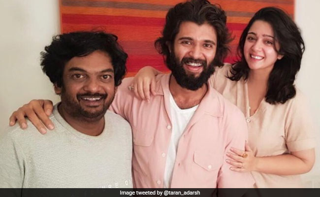 Vijay Deverakonda Collaborates With Puri Jagannadh And Charmme Kaur For Next Film