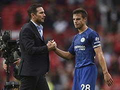 Cesar Azpilicueta Defends Chelsea Youngsters After Jose Mourinho Jibes