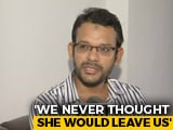 "Video : ""Like Mother"": Mumbai Man, Helped By Sushma Swaraj To Get Out Of Pak Jail"