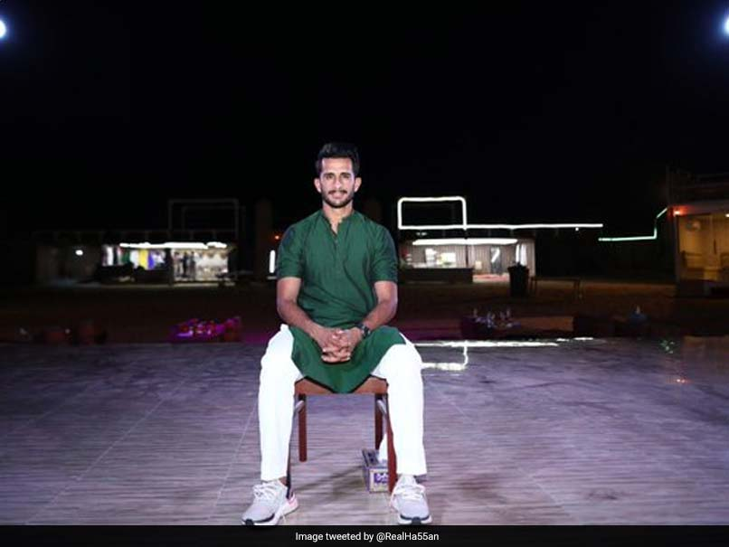 Cricketer Hasan Ali's pre-wedding shoot in Dubai goes viral