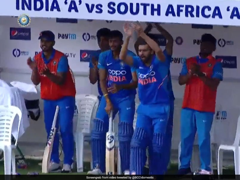 Ishan Kishans Whirlwind 55 Helps India A Beat South Africa A