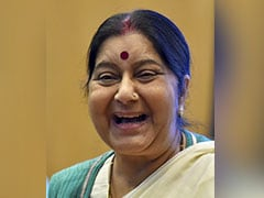 5 Times Sushma Swaraj Proved She Was A Rockstar On Twitter