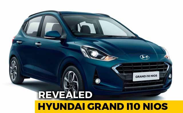 Video : Hyundai Grand i10 Nios Revealed