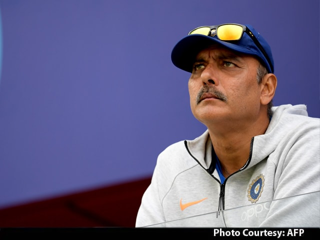 Ravi Shastri Re-Appointed As Indian Cricket Team Head Coach