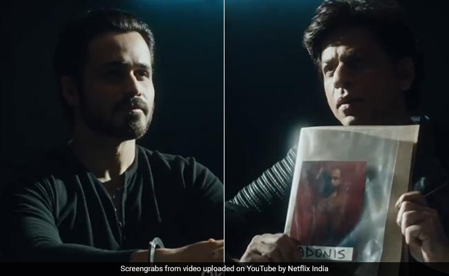Netflix's Bard Of Blood Not-A-Trailer: Shah Rukh Khan Vs Emraan Hashmi. And The Winner Is...