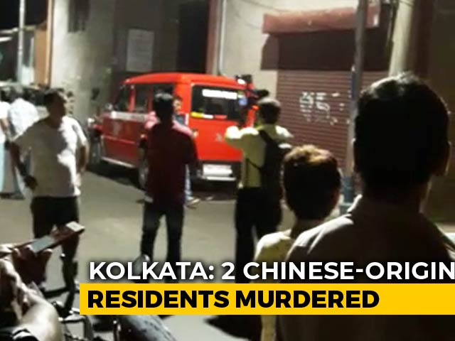 Video : 2 Chinese-Origin People Killed In Kolkata, Faces Smashed With Iron Bucket