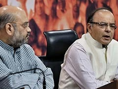 """Personal Loss For Me"": Home Minister Amit Shah On Arun Jaitley's Death"