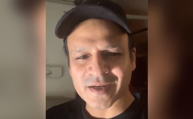 नार्थ पोल पर से गुजरा एयर इंडिया का प्लेन, उत्साहित विवेक ओबेराय ने बनाया वीडियो