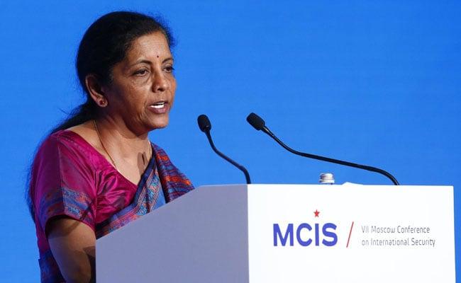 Nirmala Sitharaman To Hold Press Briefing Amid Stimulus Expectations