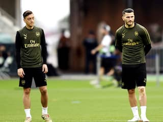 Two Charged Over Security Incident Linked To Arsenals Mesut Ozil, Sead Kolasinac