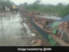 19 Killed After Heavy Rain In Gujarat, 8 Dead In Wall Collapse