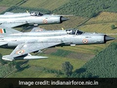 "On MiG Fighters, Air Chief Says ""No One Drives Even Cars That Old"""