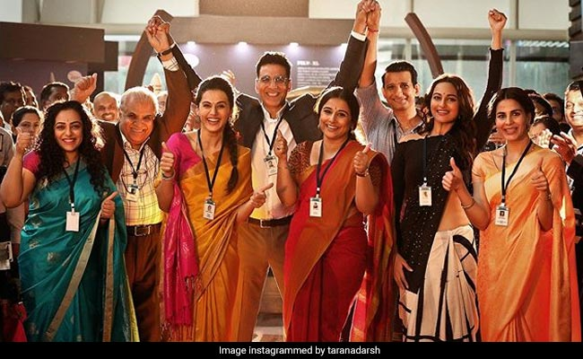 Mission Mangal Box Office Collection Day 4: Akshay Kumar Packs A Punch With Rs 97 Crore
